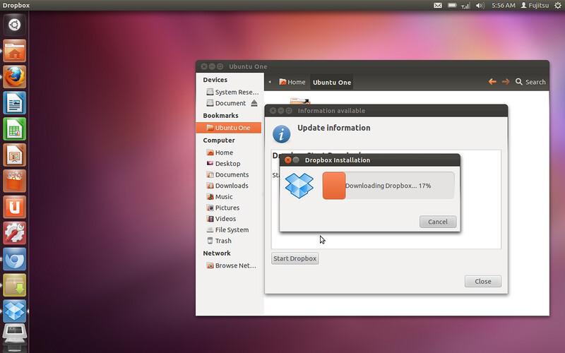 installing Dropbox on Nautikus | @ KPLI SEMARANG (Banyumanik… | Flickr