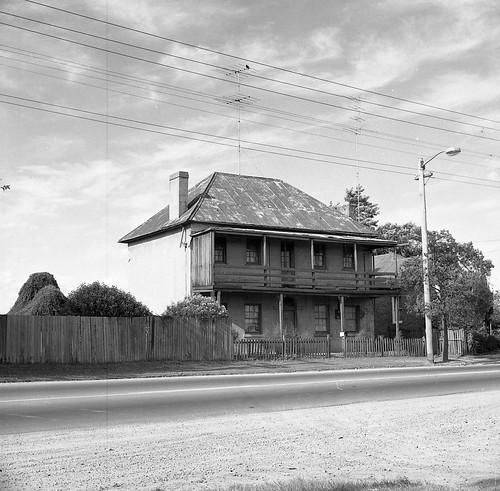 Black Horse Inn, Maitland, NSW, Australia, April, 1973