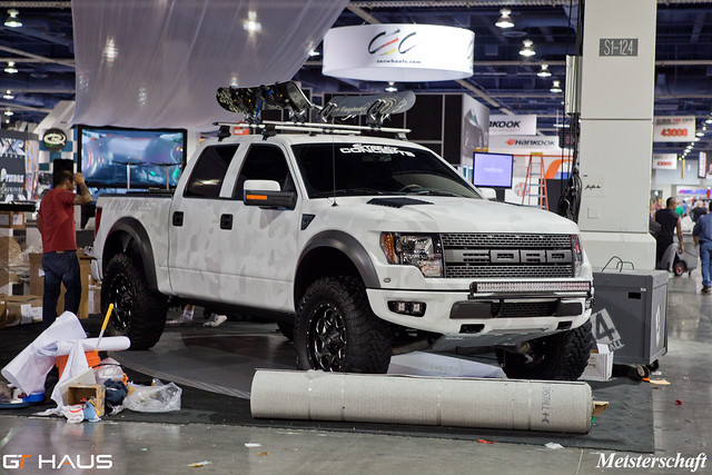 Ford Raptor @ SEMA 2011   Flickr - Photo Sharing!