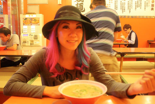 Late Night Ramen Eats