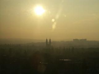 Der Herbst in Dresden ist da, der Sommer vorbei, ein ungemütlicher Wind weht  und der Regen peitscht einem ins Gesicht 169