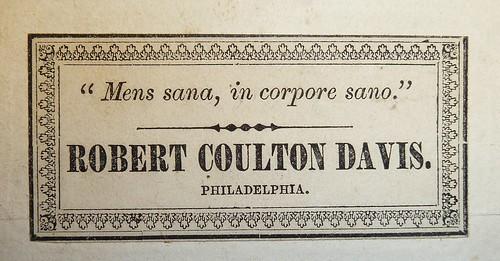Robert Coulton Davis