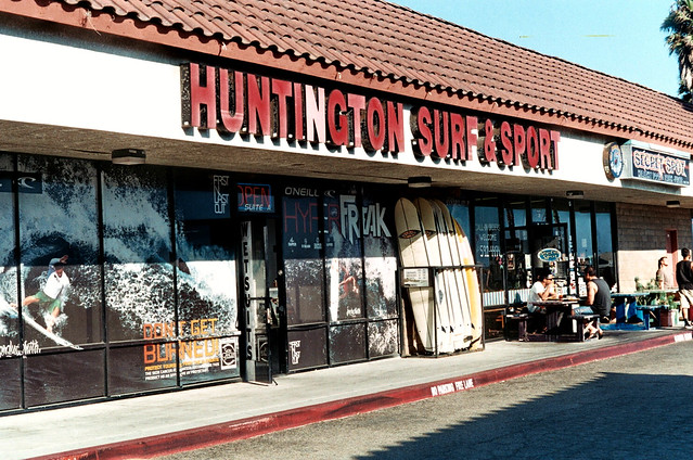 Huntington Beach Surf Shops | Boards, Clothing and Accessories