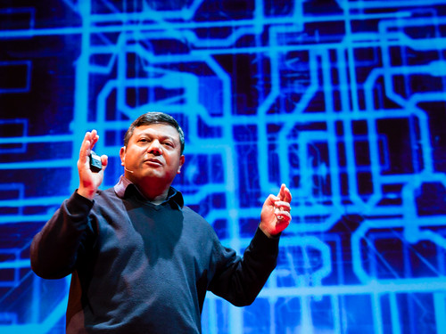 TEDxMidAtlantic 2011 - Arun Majumdar
