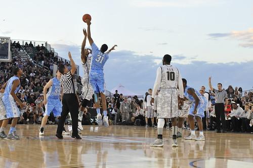 UNC Basketball John Henson