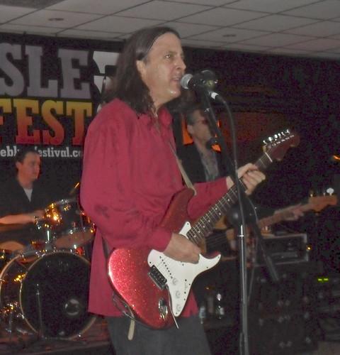 Jim Suhler Carlisle Blues Festival November 2011 02