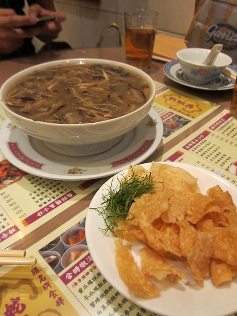 Snake Soup at Ser Wong Fun, Central