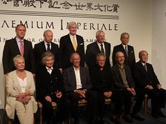 Entrega del Praemium Imperiale 2011 de la Academia de Artes de Japón, al distinguido arquitecto mexicano Ricardo Legorreta