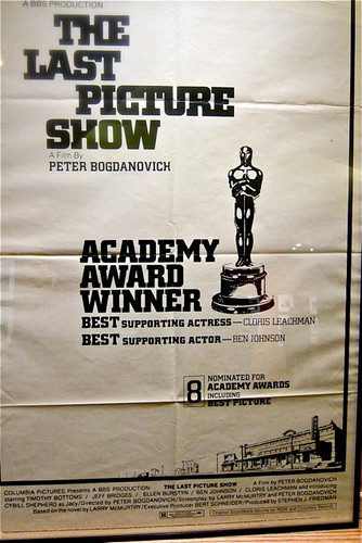 poster forThe Last Picture Show