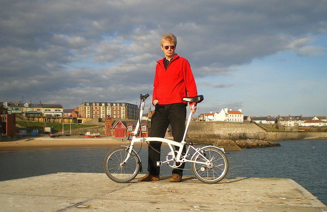 This is MY Brompton. There Are Many Like It, But This One Is Mine.*