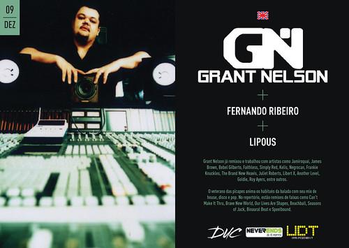 09.12 Grant Nelson @ Duc • Curitiba by fern_ribs