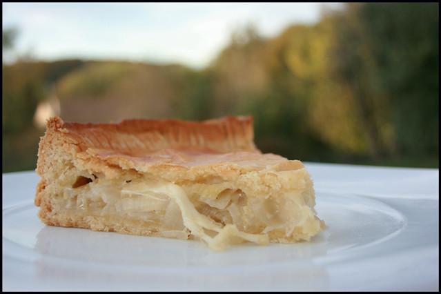 6369405925 5443b9f83a z Pie aux oignons et Comté