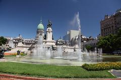 Monumento a los Dos Congresos, Buenos Aires