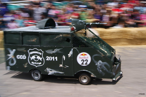 RED BULL SOAPBOX, Santiago, Chile