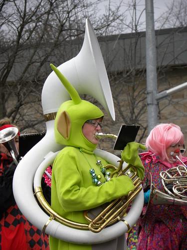 Tele-Tuba? by crisscrossgirl
