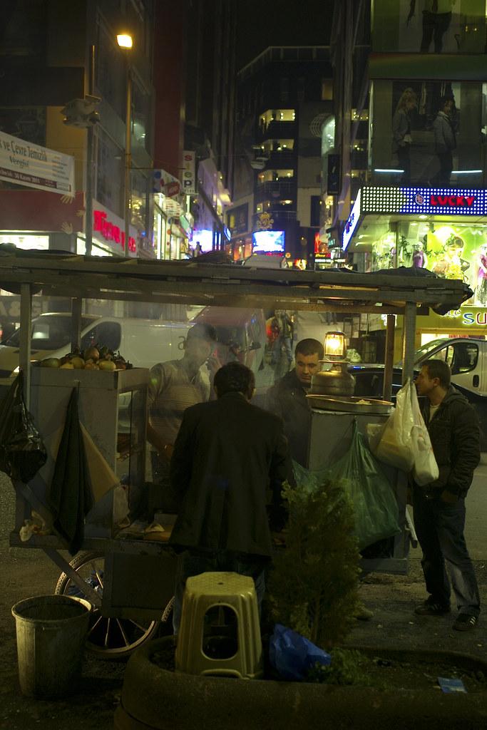 L1001665/ Стамбул, ноябрь 2011