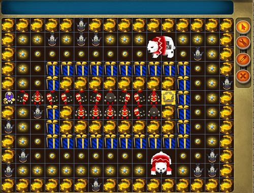 el maze game