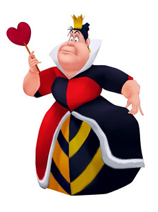 Queen of Hearts - Inspiration