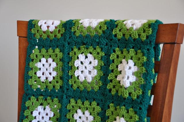 Levi's Christmas Blanket