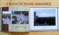A BOOK OF TRAVEL MEMORIES