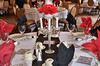 Crystal Candelabra Table Decoration