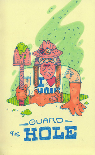 guard the hole by jeremy pettis