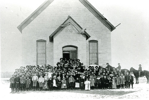 Teton City Church/School