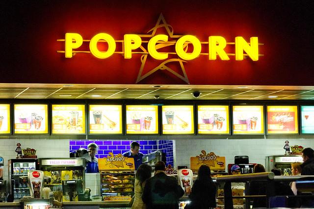 78/365+1 Popcorn