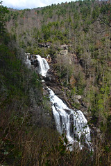Upper Whitewater Falls HDR 1