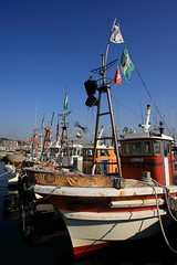 Fishing boats