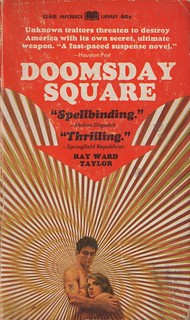 Taylor, Ray Ward - Doomsday Square