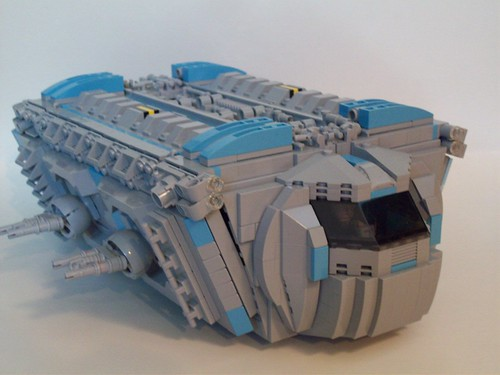 FBTB MOC Madness II: Iron Echo