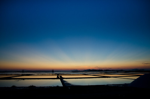 sunset italy italia tramonto sicily saline sicilia trapani marsala mozia stagnone mothya
