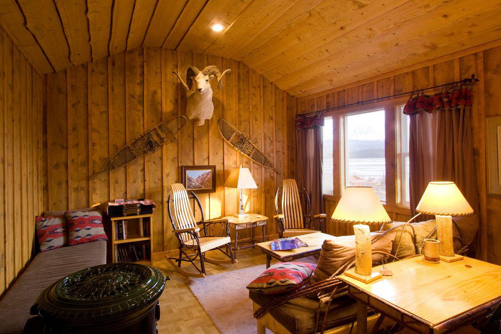 Ultima Thule Lodge. Photo courtesy of Reudi Homberger.