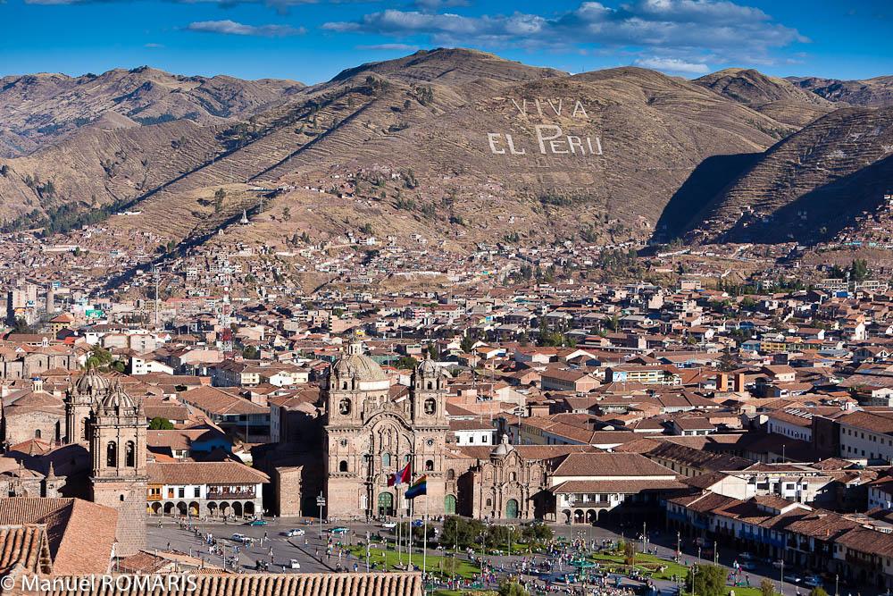 Cuzco, Peru, Viva el Peru