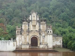 Antigua Church Ruin