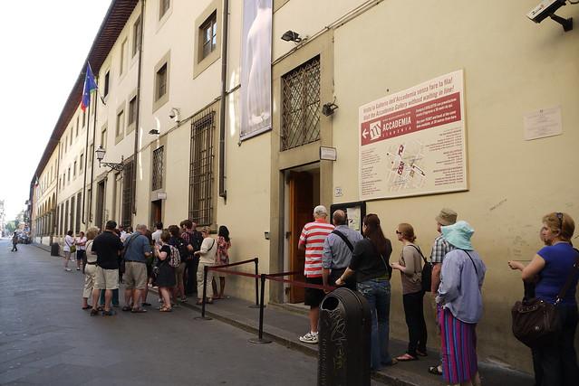Galleria dell'Accademia 藝術學院美術館