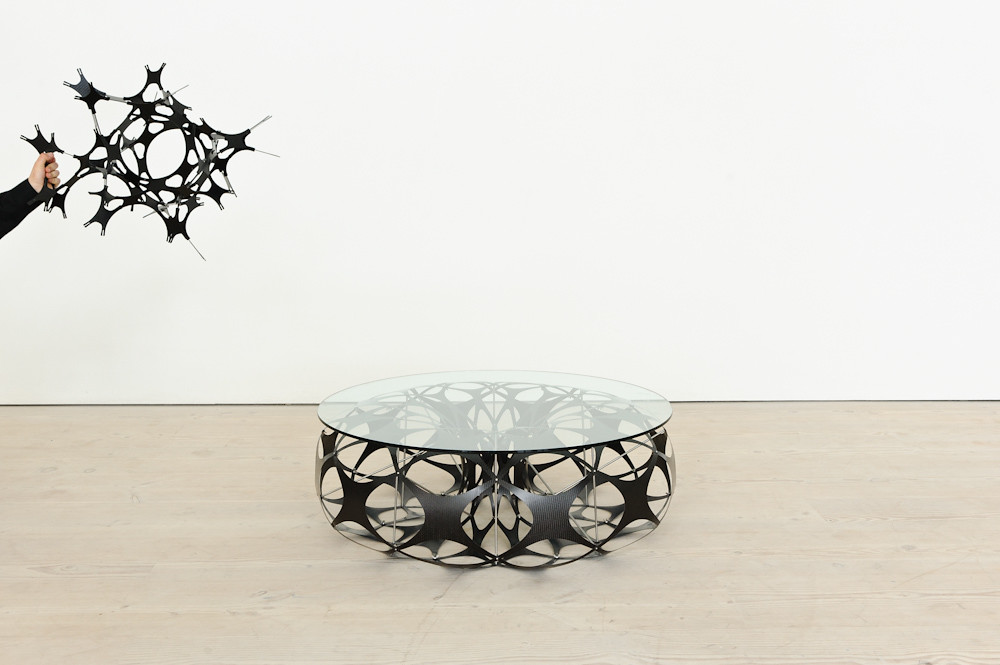 Carbon Fibre Mensa Coffee Table