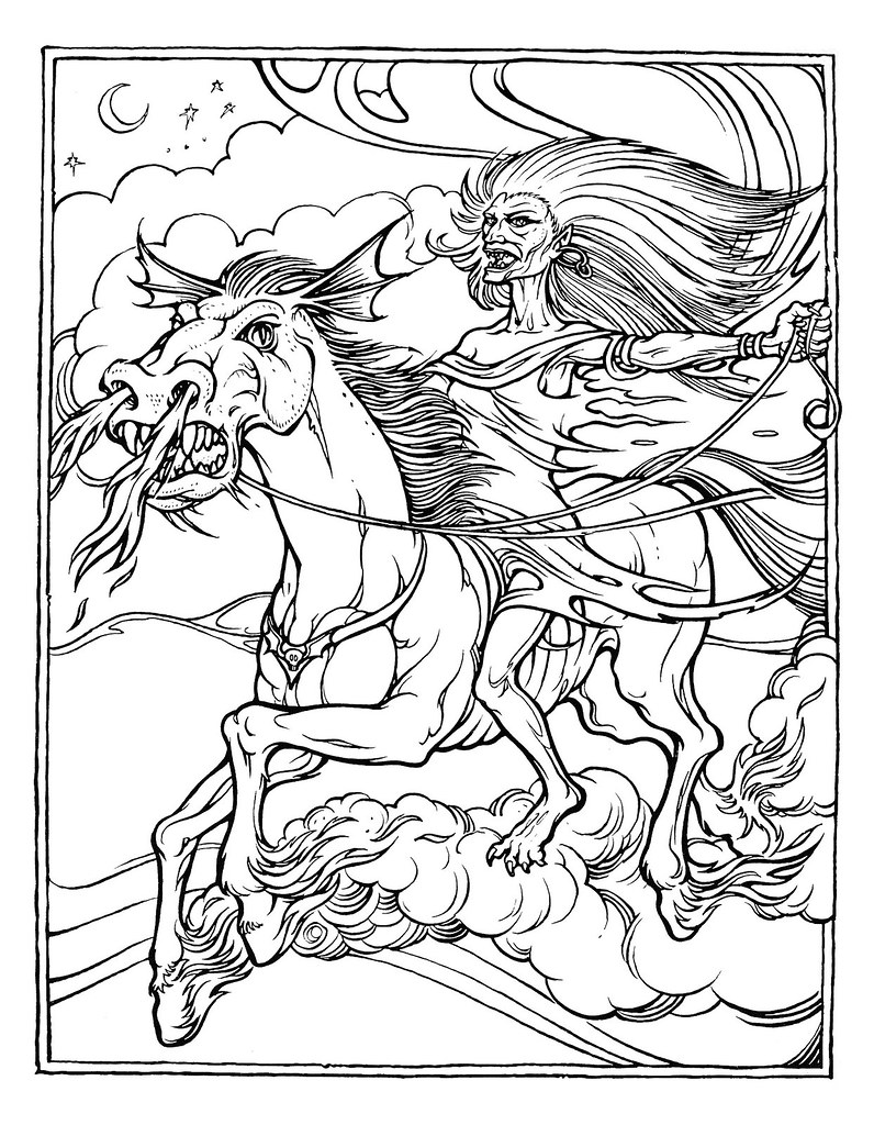 coloring pages with dragons - photo#22