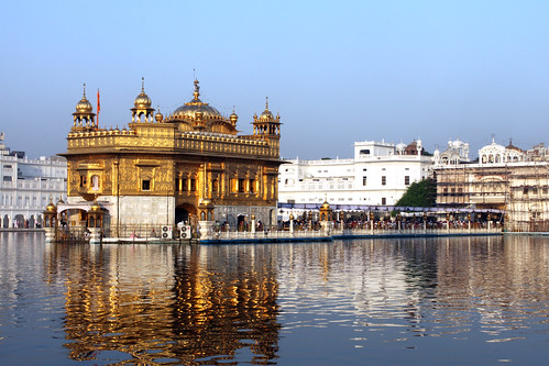 The Golden Temple( Day View)