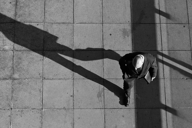 Suit Shadows (London Town)
