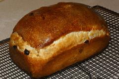Raisin bread III (glaze)
