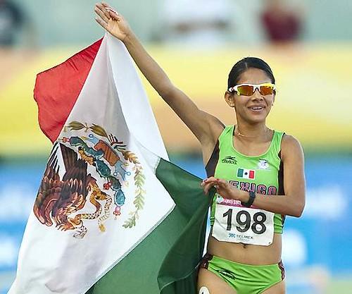 Impresionante Marisol Romero gana otro oro, Juan Carlos Romero gana plata en los 10 mil