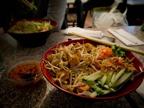 Bún Chay (with tofu)