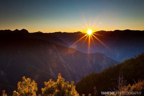 sunrise canon eos taiwan taichung 台灣 台中 大雪山 日出 flickraward 1635mmlii 5dmarkii flickraward5