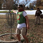 Quail Man for the tap in