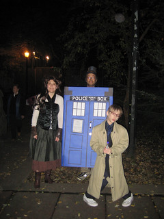 Doctor Who and 2 Tardi