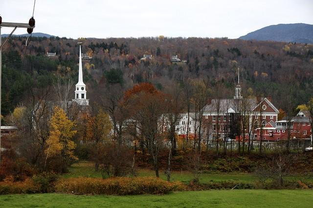 Stowe. Vermont