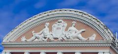 fachada frontal do Teatro Amazonas