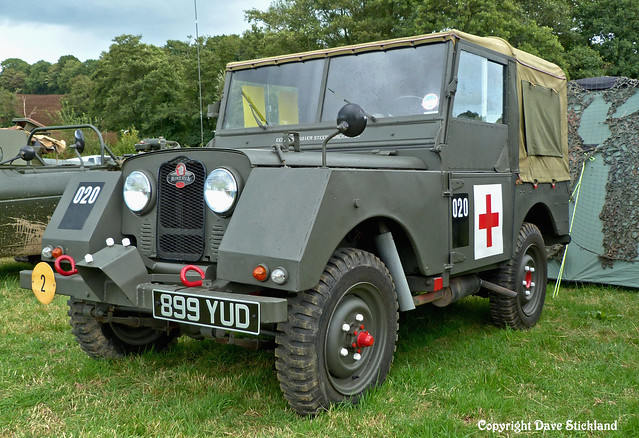 899yud minerva land rover belgium army ambulance flickr photo sharing. Black Bedroom Furniture Sets. Home Design Ideas